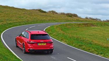 Road driving tips RS4