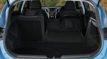 Hyundai i30 1.6 CRDi boot