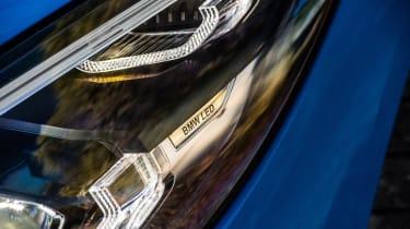 BMW Z4 - headlight
