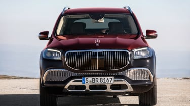 Mercedes-Maybach GLS - full front static