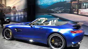 Mercedes-AMG GT R Roadster - Geneva rear static