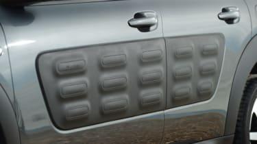 Citroen C4 Cactus - side protection