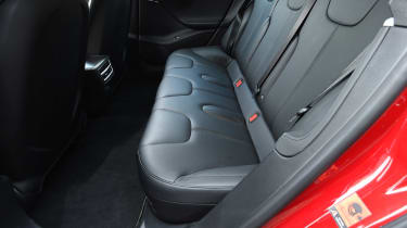 Tesla Model S long-term final report - rear seats