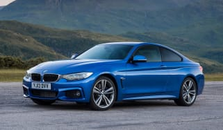 Used BMW 4 Series - front