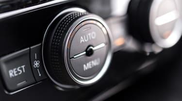 Volkswagen Arteon - buttons