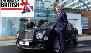 Best of British: Bentley header