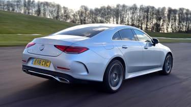 Mercedes CLS - rear