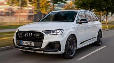 Audi Q7 60 TFSI e - front