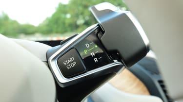 Long-term test review: BMW i3 REx gear selector