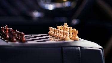 Bentley Bentayga Huntsman - chess board