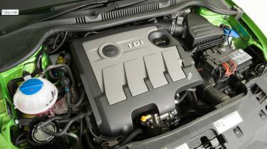SEAT Ibiza used - engine