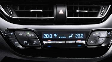 Toyota C-HR - air-con