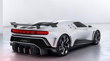 Bugatti Centodieci - rear