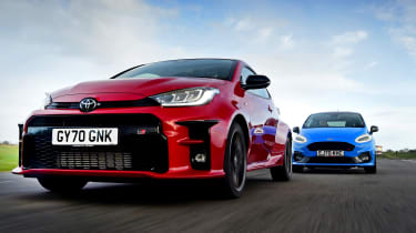 Toyota GR Yaris vs Ford Fiesta ST Edition