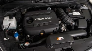 Used Hyundai i40 - engine