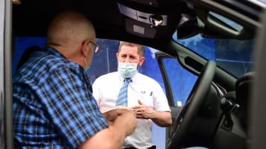 Ford Ranger Wildtrack long termer - first report
