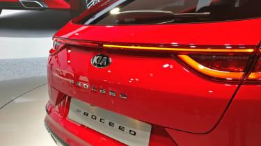 Kia ProCeed - Paris - Rearlights