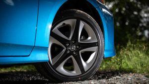 Toyota Prius alloy wheel