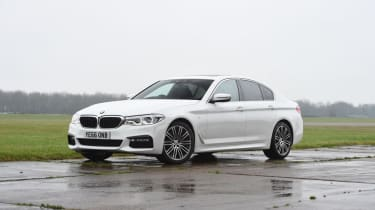 BMW 520d - front static