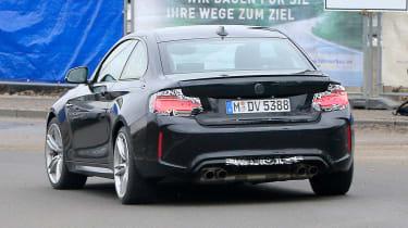 BMW M2 2017 facelift