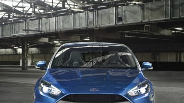 Ford Focus RS 2015 official - head on