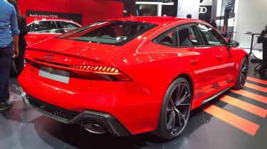 Audi RS 7 Sportback - Frankfurt rear