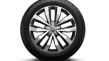 Volkswagen Amarok facelift - wheel