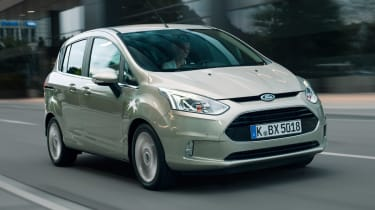 Ford B-MAX front tracking