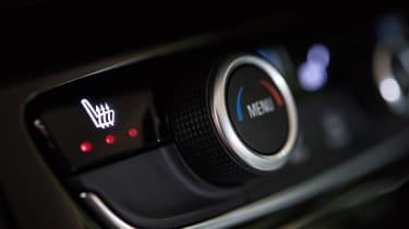 Vauxhall Grandland X - buttons
