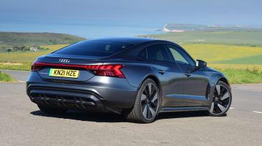 Audi e-tron GT - rear static