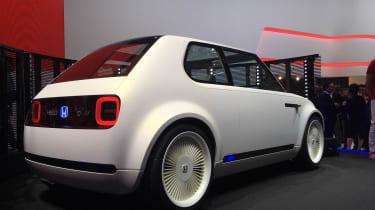 Honda Urban EV concept rear
