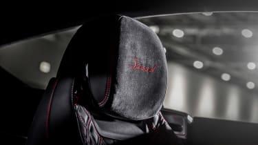 Bentley Continental GT Speed - headrest