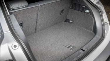 Audi A1 - boot side