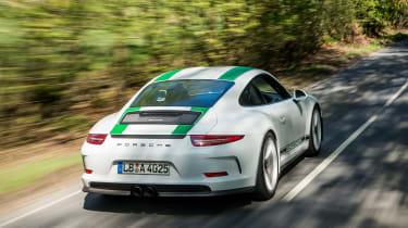 Porsche 911 R - rear