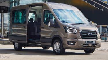 2019 Ford Transit Kombi