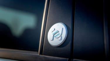 Fiat Panda Mild Hybrid - Hybrid badge