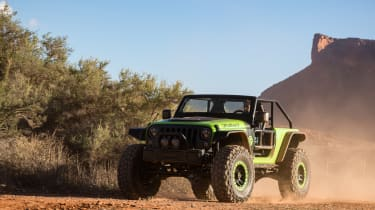 75 years of Jeep - Trailcat