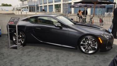 Lexus LC 500 - LA Motor Show