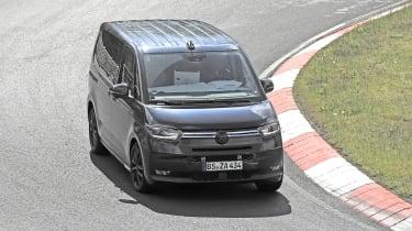 VW T7 spy