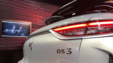 DS 3 Crossback - Paris - Rearlight