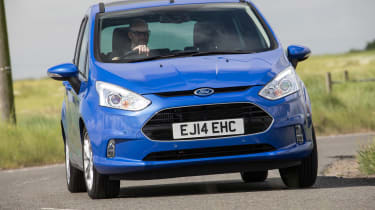 Used Ford B-MAX - front cornering