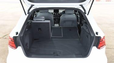 Audi A3 vs Volvo V40 vs Volkswagen Golf - A3 boot