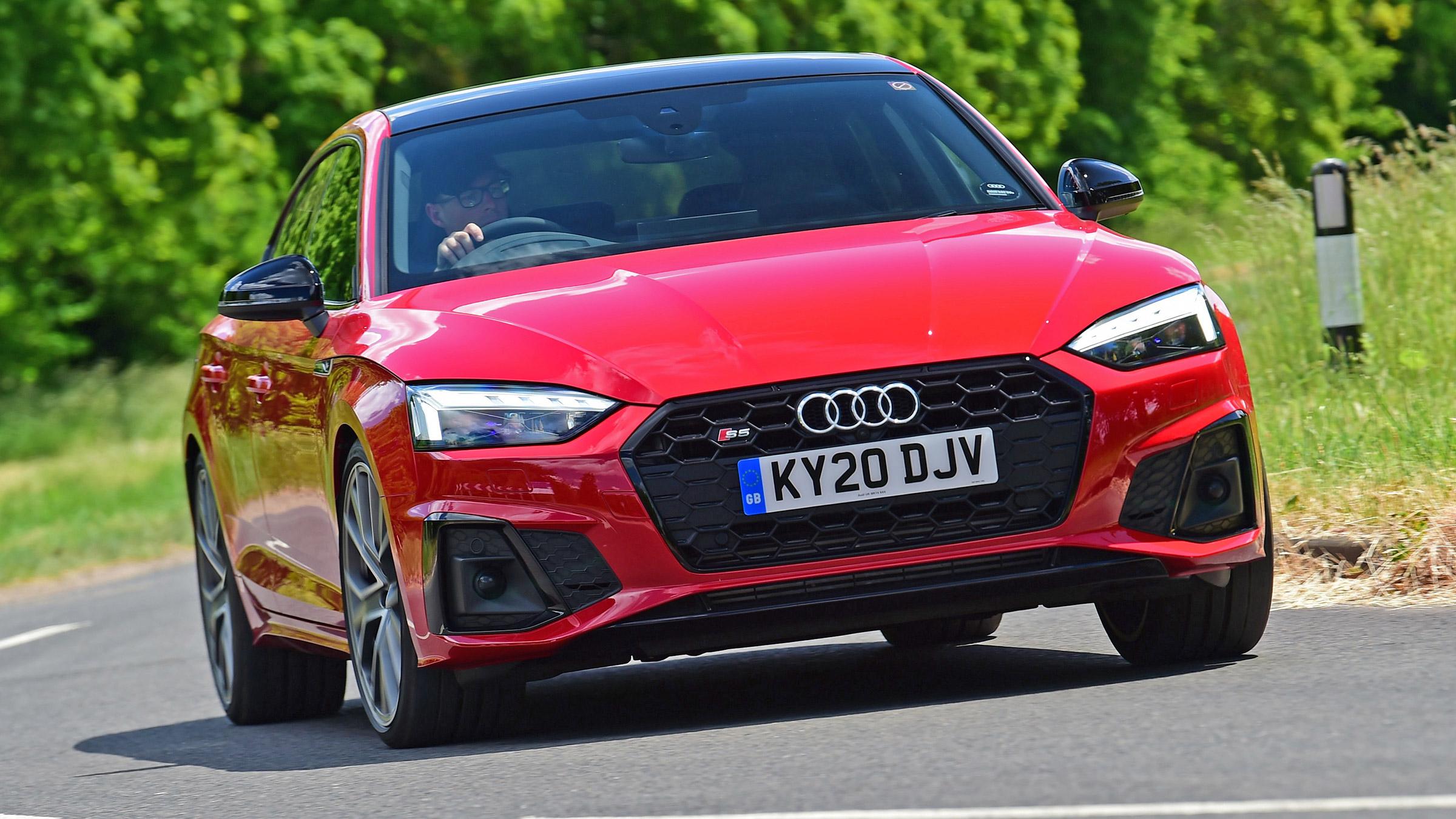 Audi S5 Sportback Review Auto Express