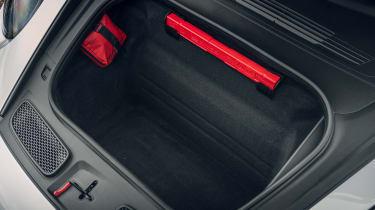 Porsche 911 GT3 Touring Package - boot