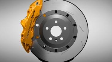 Polestar Engineered - brake disk