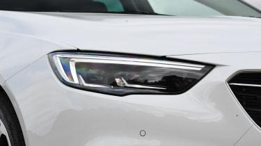 Vauxhall Insignia Grand Sport - front light