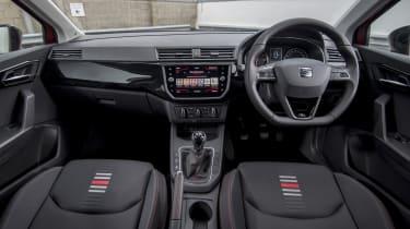 SEAT Ibiza FR 1.5 TSI Evo - interior