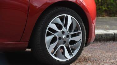 Renault ZOE - wheel detail
