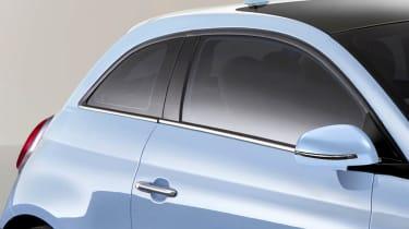 Fiat 500 2016 roof