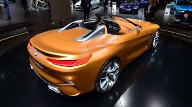 BMW Concept Z4 - Frankfurt Show rear